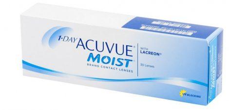 1 Day Acuvue Moist (30 šošovky)
