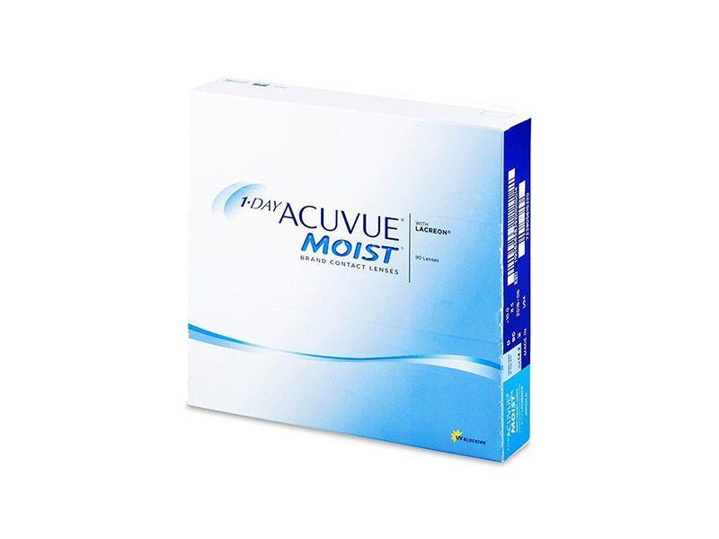 d07a3fc47 1 Day Acuvue Moist (90 šošovky)