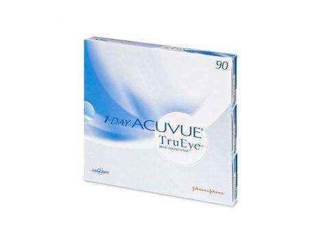 1 Day Acuvue TruEye (90 šošovky)