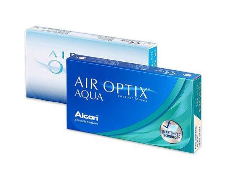 Air Optix Aqua (6 šošovky)
