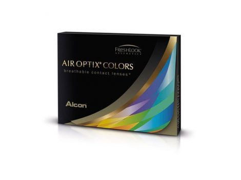 Air Optix Colors (2 šošovky)