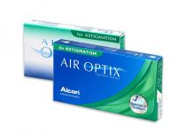 Air Optix for Astigmatism (6 šošovky)