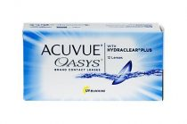Acuvue Oasys with Hydraclear Plus (12 šošovky)