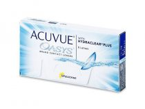 Acuvue Oasys with Hydraclear Plus (6 šošovky)