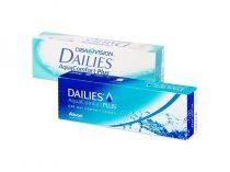 Dailies AquaComfort Plus (30 šošovky)