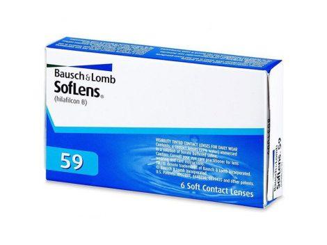 SofLens 59 (6 šošovky)